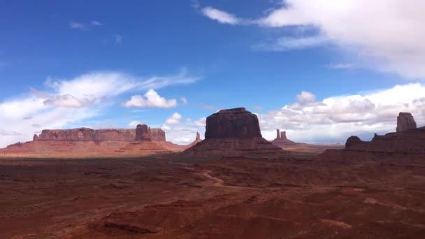 John Ford bodu Monument Valley Time-lapse