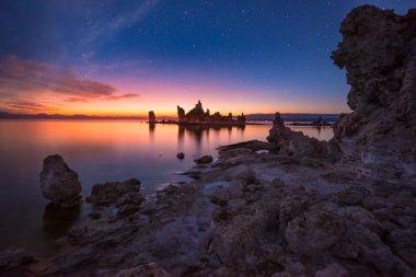 Mono Lake at Sunrise South Tufa