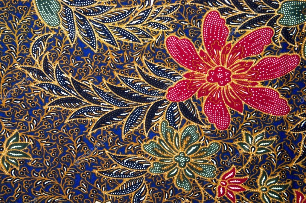die schne kunst malaysierin und indonesische batik muster foto von karlstury - Batiken Muster