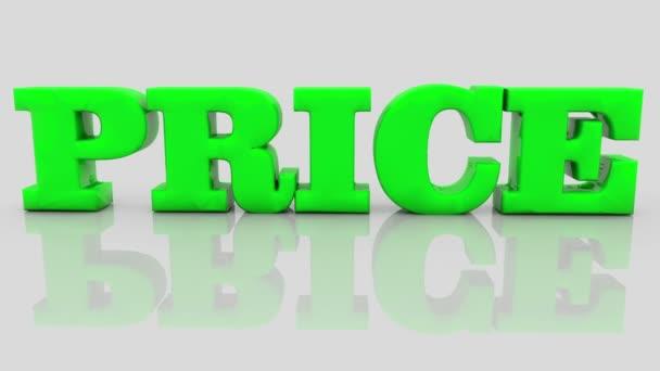Prodej a 40 procent nápis