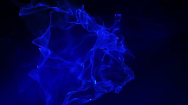 Modré abstraktní Radiožurnálu