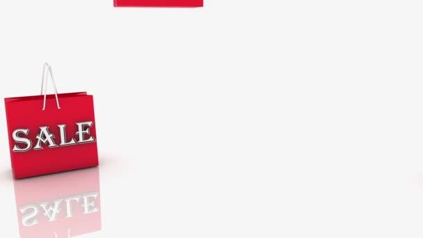 Bevásárló szatyrok-üzenet eladó és 10 százalékos