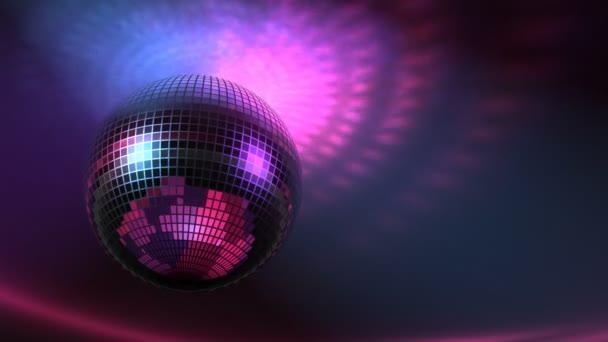 Funky disco koule (smyčka)