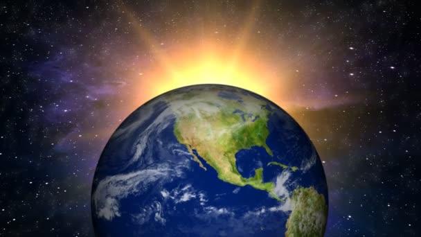 Heavens  Earth (HD Loop)