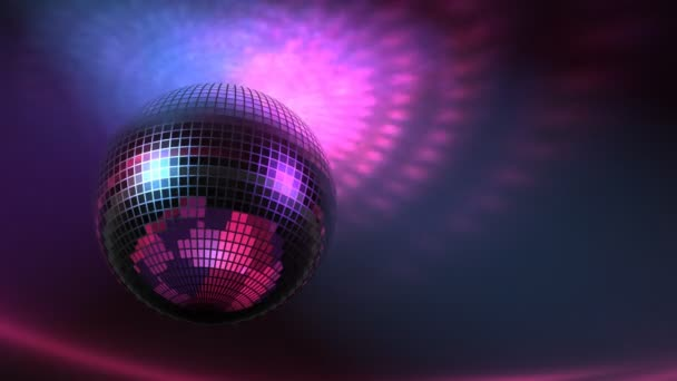 Disco Ball and Lights at Club 3D Animation