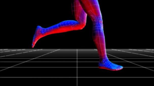 Running Man - Bionic Tech