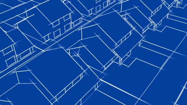 House plan 3d stock videos royalty free house plan 3d footages blueprint houses animation hd loop royalty free stock footage malvernweather Gallery