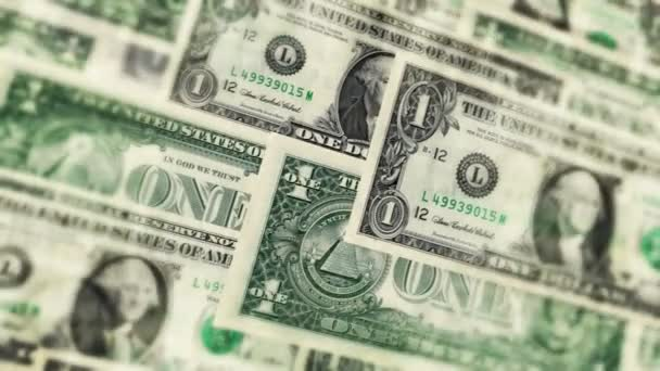 USA Jeden dolar účty pozadí