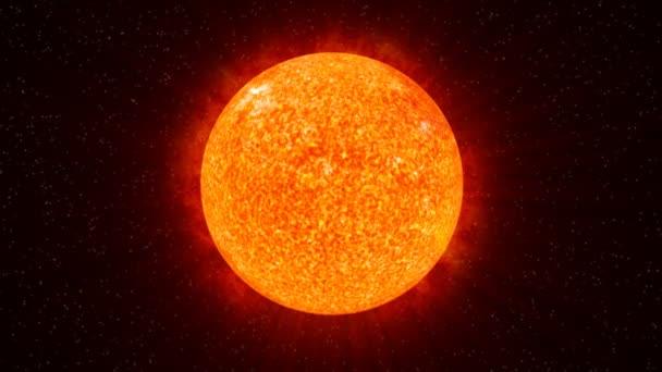 Sun Fire (Hd élénkség hurok)