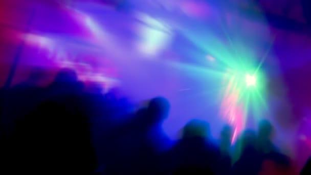 Noční klub párty scéna