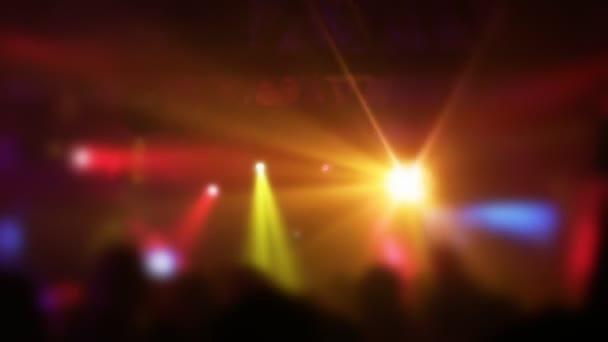 Night Club Party Scene