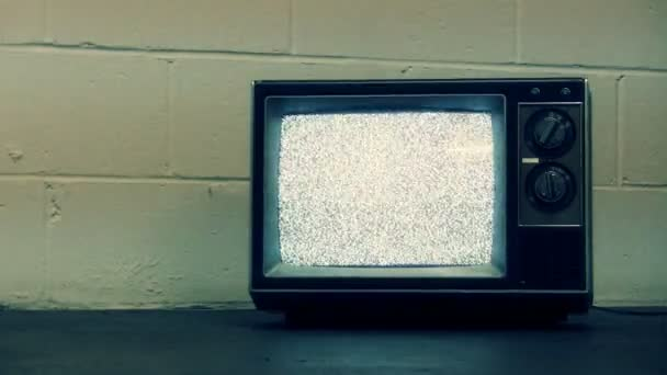 Retro Television  Static