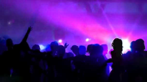 Dancers at Club