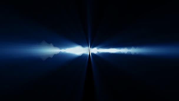Audio Waveform Sound Technology