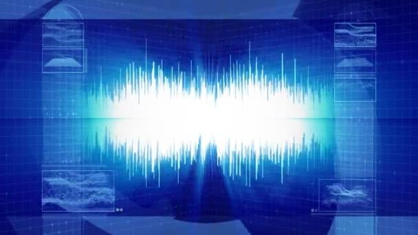 Hanghullám hang technológia