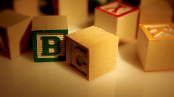 ABC Learning Blocks