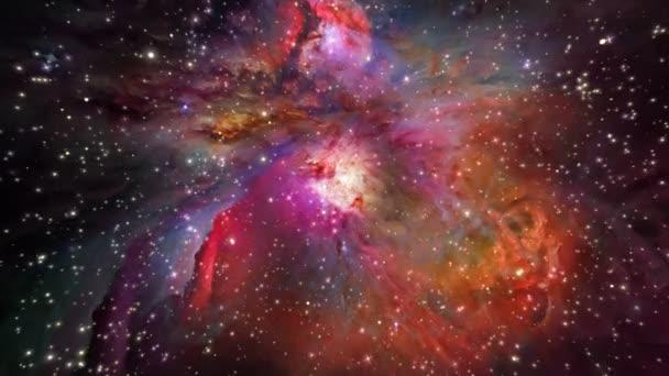 Orion Nebula (Zoom Into Stars)