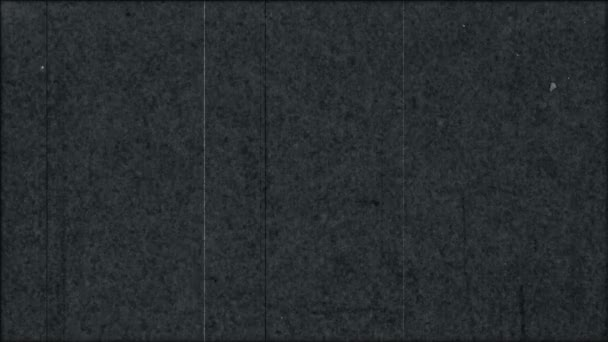 Film Grunge Grit Dust Scratches Texture Background Stock Video