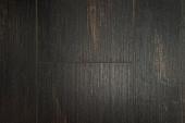 pozadí tmavě hnědé dřevěné podlahy, horní pohled