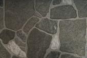 šedá, hrubé kameny texturované podlahy pozadí, horní pohled