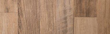 Beige, wooden laminate flooring background, top view, banner stock vector