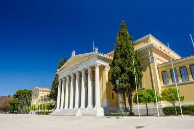 Zappeion Megaron in Athens, Greece.