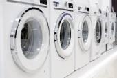 mytí stroje v zařízení úložiště
