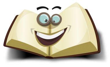 Big Book Character Icon