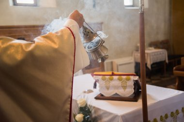 Incense during Mass