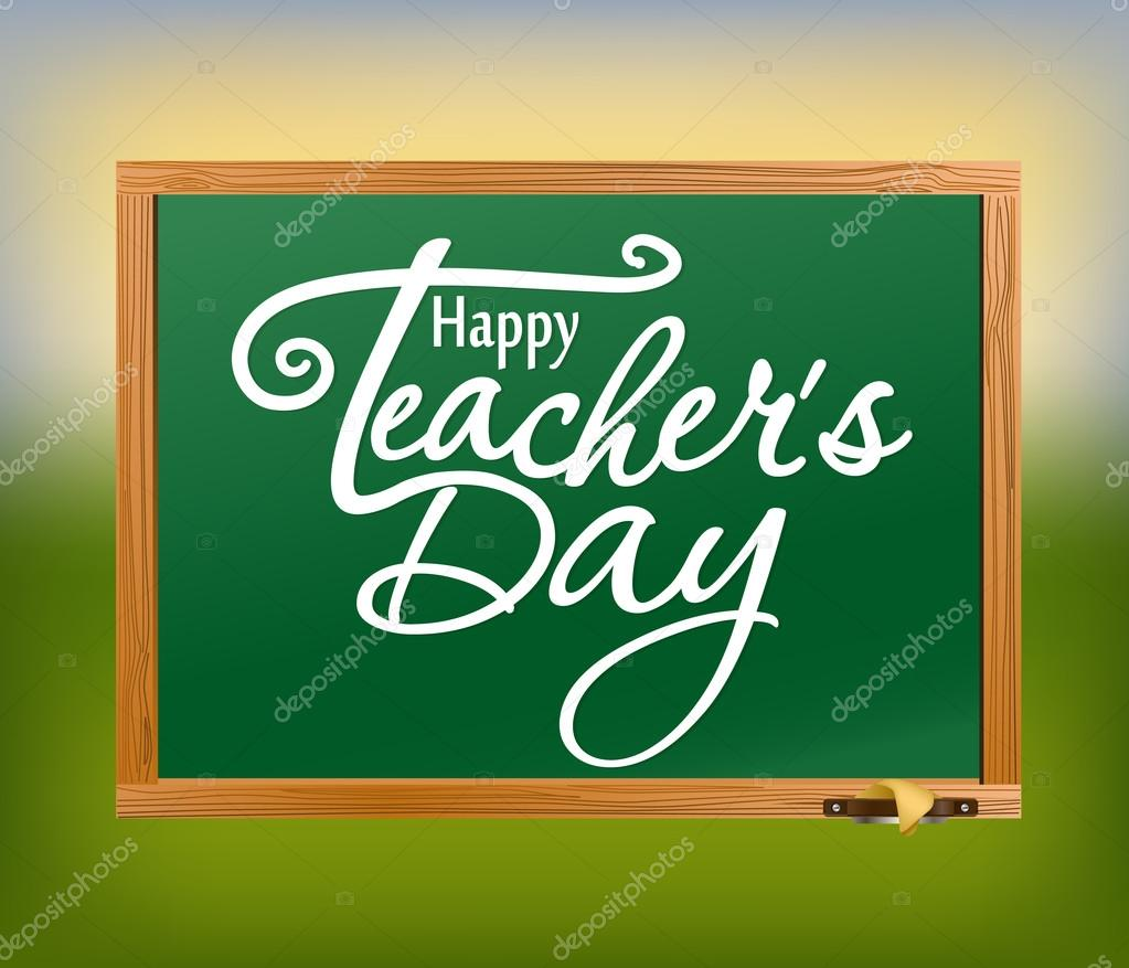 Happy teachers day greeting card teachers day letters on school happy teachers day greeting card teachers day letters on school stock vector spiritdancerdesigns Images