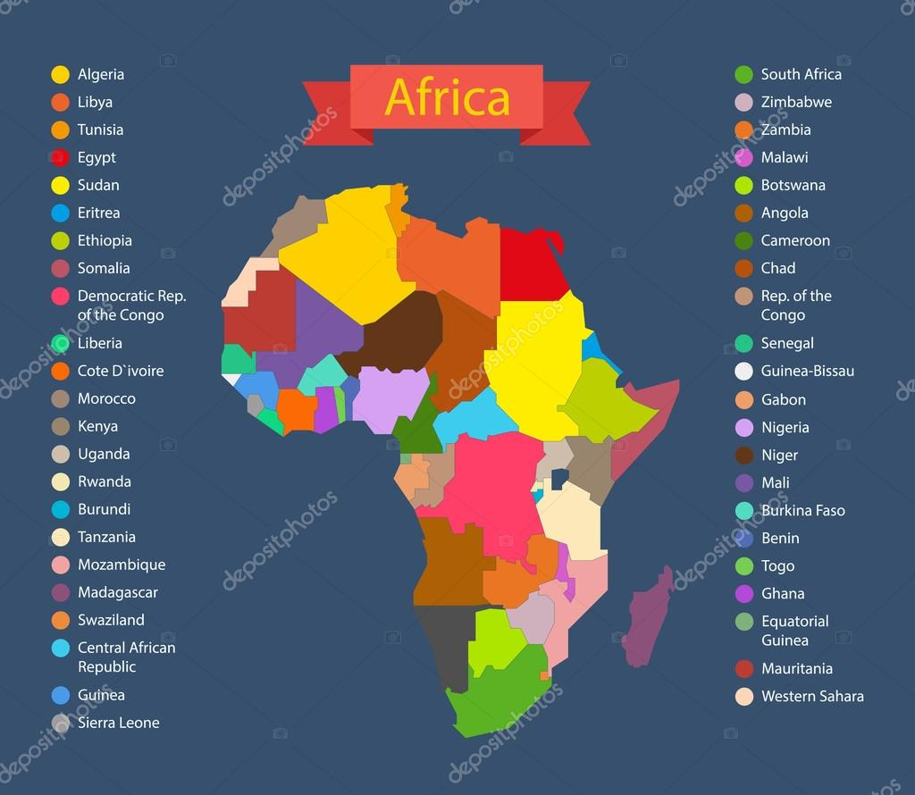 World map infographic template countries of africa stock vector world map infographic template countries of africa stock vector 97121428 gumiabroncs Gallery