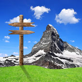 Fotografie Matterhorn - Swiss alps