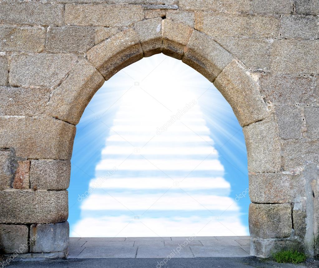 Практическая диагностика. Экзорцизм. Открытие 3-го глаза. Повышение вибраций. - Страница 16 Depositphotos_61953413-stock-photo-stairway-to-heaven