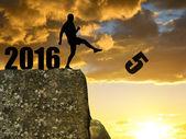 Koncept nový rok 2016