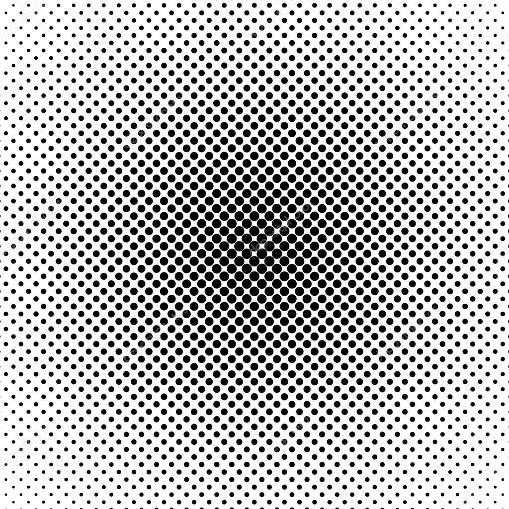 Halftone gradient effect — Stock Photo © hamikus #107143620