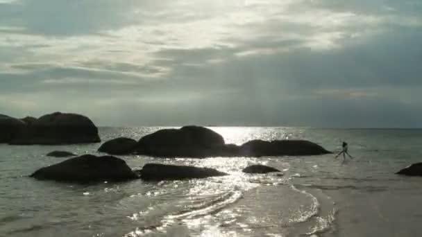 Zeitraffer auf Samui-Insel
