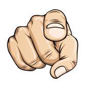 Ukazující prst