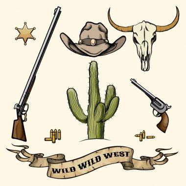 Wild West Elements