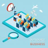 Fotografie Outsource best professionals for your business. Global Work Marketplace in Web