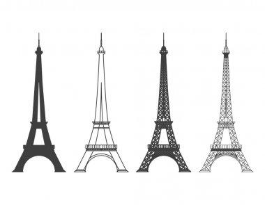 """Картина, постер, плакат, фотообои """"эйфелева башня в париже """", артикул 66857871"""