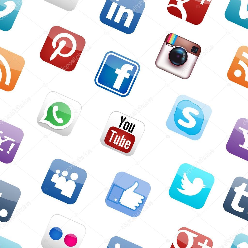 medios de comunicación social blanco voyeur