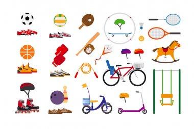 Childrens sports equipment