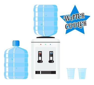 Vector water cooler