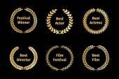Film awards koszorúk