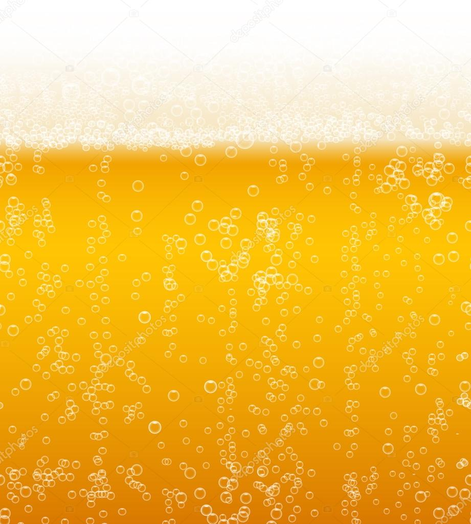 Vector beer background