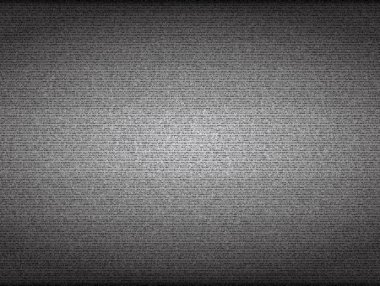 No signal TV screen. Grainy noise vector background