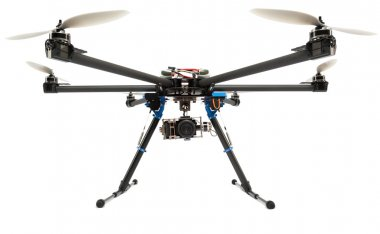 Multirotor system with camera