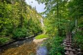 Photo Trail along the Hornad river, Slovak Paradise