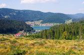 Photo Palcmanska Masa lake in Slovak Paradise