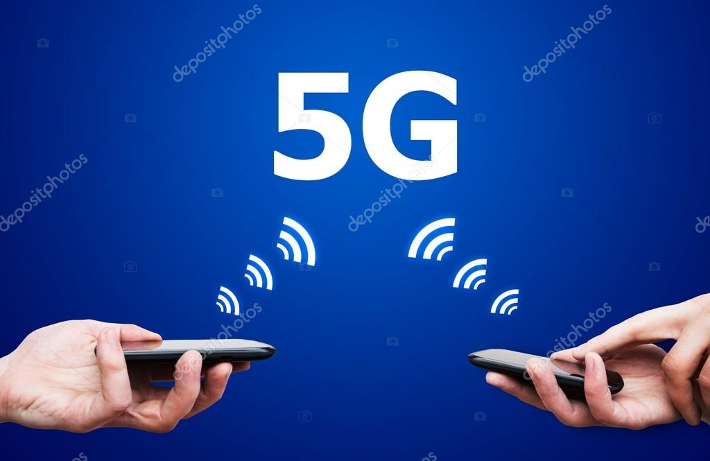Resultado de imagen para la red 5G de dispositivos móviles